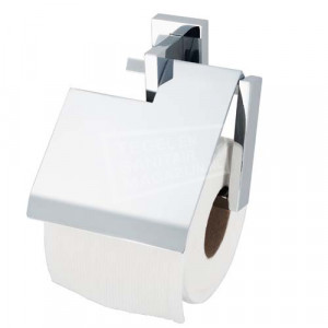 Edge chroom toiletrolhouder