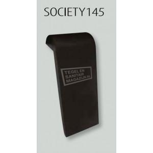 Beterbad Badkussen Society145 Zwart