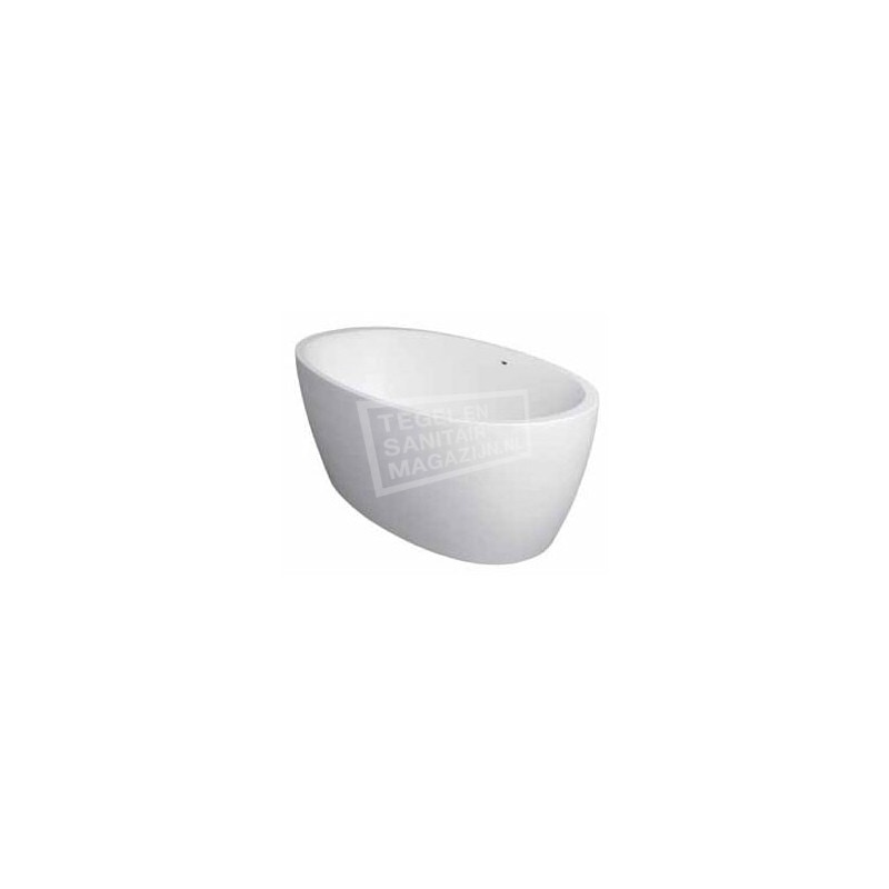 Beterbad Sio (180x90x66 cm) Solid Surface Wit