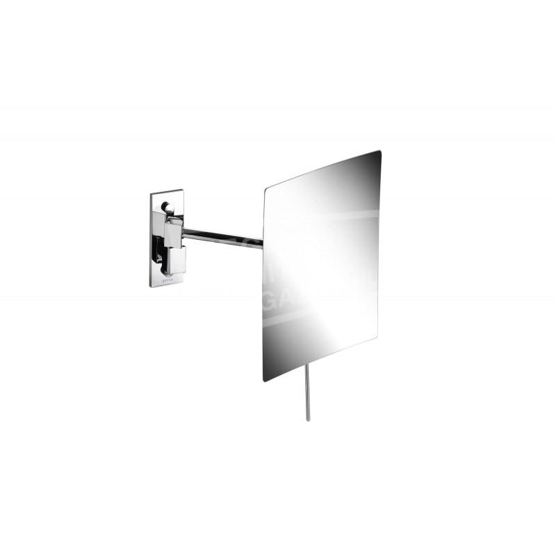 Geesa Mirror Scheerspiegel, 1 arm, 3x vergrotend, 150x225 mm (1083)