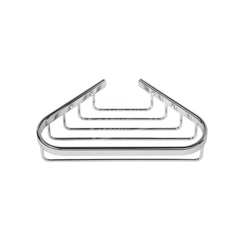 Geesa Basket Fles- en sponshouder, hoekmodel