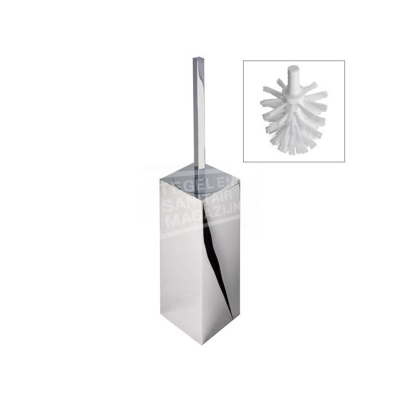 Geesa Modern Art Toiletborstelhouder, wandmodel (3510-02)