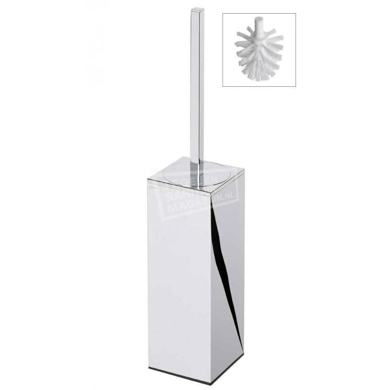 Geesa Modern Art Toiletborstelhouder, vrijstaand (3511-02)