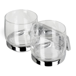 Geesa Standard Glashouder, dubbel (7163)