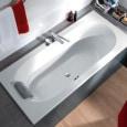 Villeroy & Boch Loop & Friends Oval Bad 170x75 cm Acryl Wit