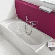 Villeroy & Boch O.Novo Design Bad Acryl Rechthoek 190x90x48 cm Wit