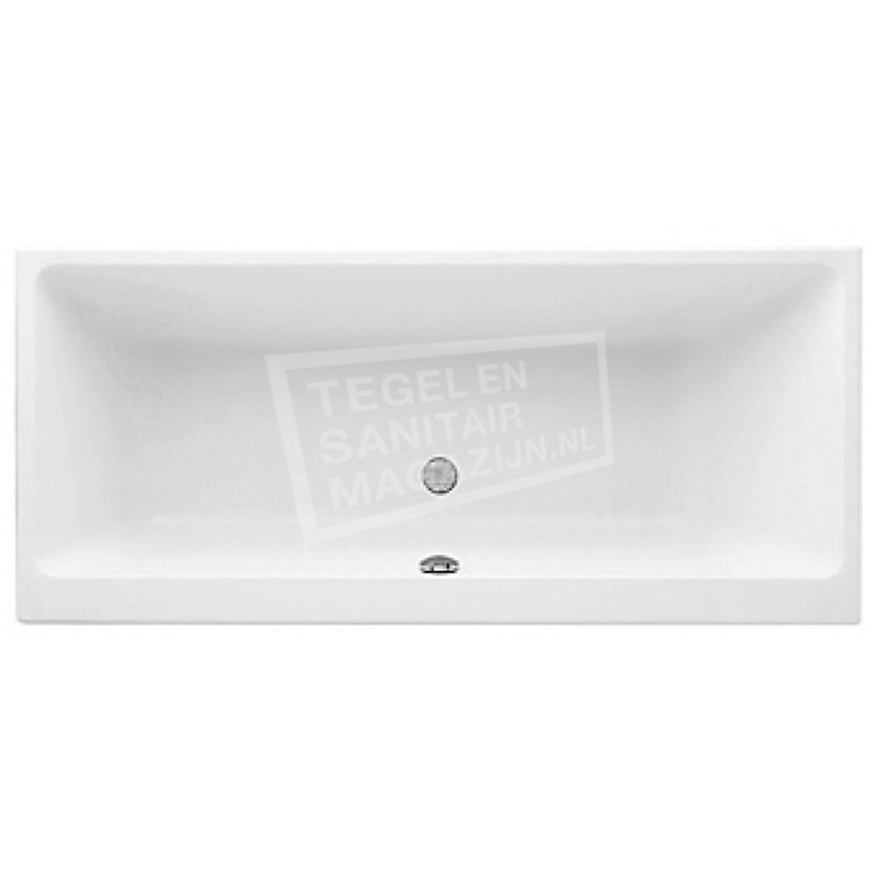 Villeroy & Boch Subway Bad 160x70 cm Acryl Wit