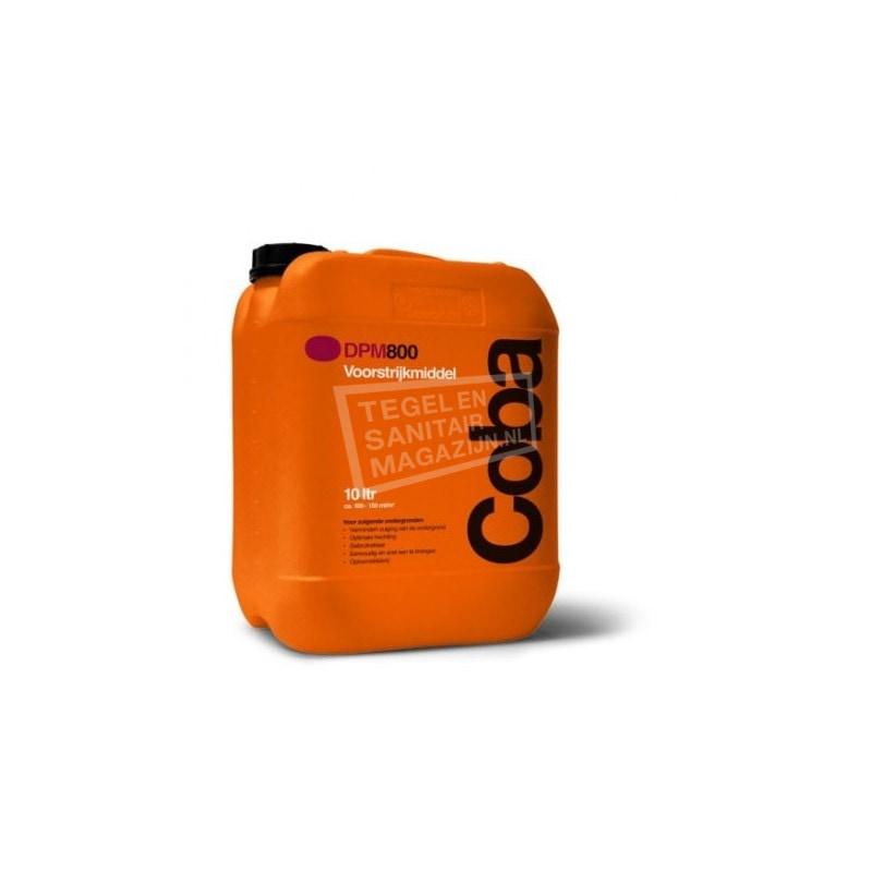 Coba DPM 800 voorstrijkmiddel Zuigende ondergronden 5 LTR