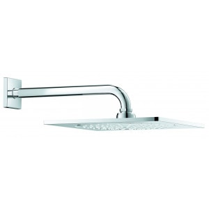 Grohe Rainshower F-Series 10'' Hoofddoucheset 286 mm 9.5L/M