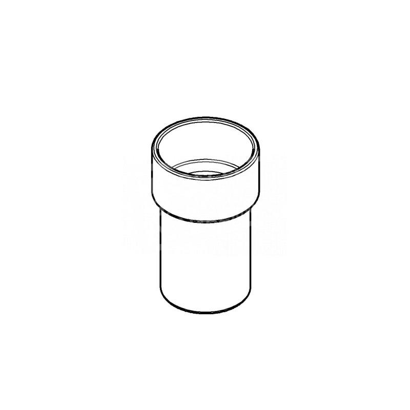Grohe Ectos/Tenso Glas Voor 40253/40287
