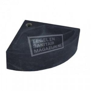 Sanilux Corner (30x30x10cm) Hardsteen Fontein