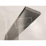 Best Design Monaco RVS Douchepaneel 160x22 cm met Thermostatische kraan