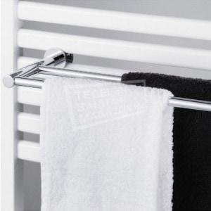Radiator handdoek rek