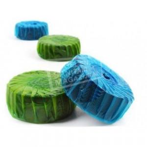 24x Geberit StarBlueDisc Toiletblokjes Blauw