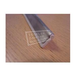 Los rubber tbv RVS badkamer-wisser