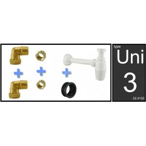 Schulz Uni-3 Fontein/Wast....