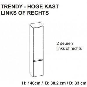 Hoge Kast Trendy
