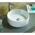 Sanilux Florens (38,5x38,5x12cm) keramische waskom