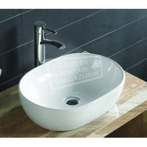 Sanilux Milano (48x35x14cm) keramische waskom