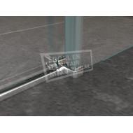 Wiesbaden Softclose (120x90x200 cm) douchecabine rechthoek 8mm NANO Anti-kalk