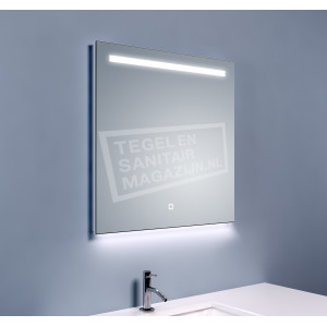 Talia Ambi One Led condensvrije spiegel 60 cm