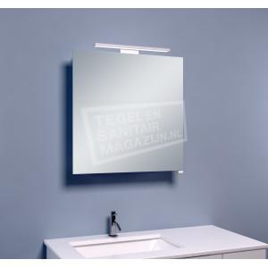Mueller Large Luxe Spiegelkast met LED Verlichting (60x60x14 cm)