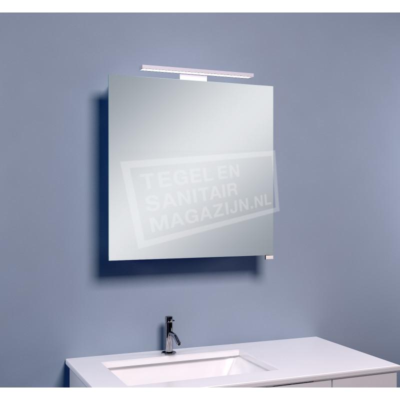 Schulz Large Luxe Spiegelkast met LED Verlichting (60x60x14 cm)