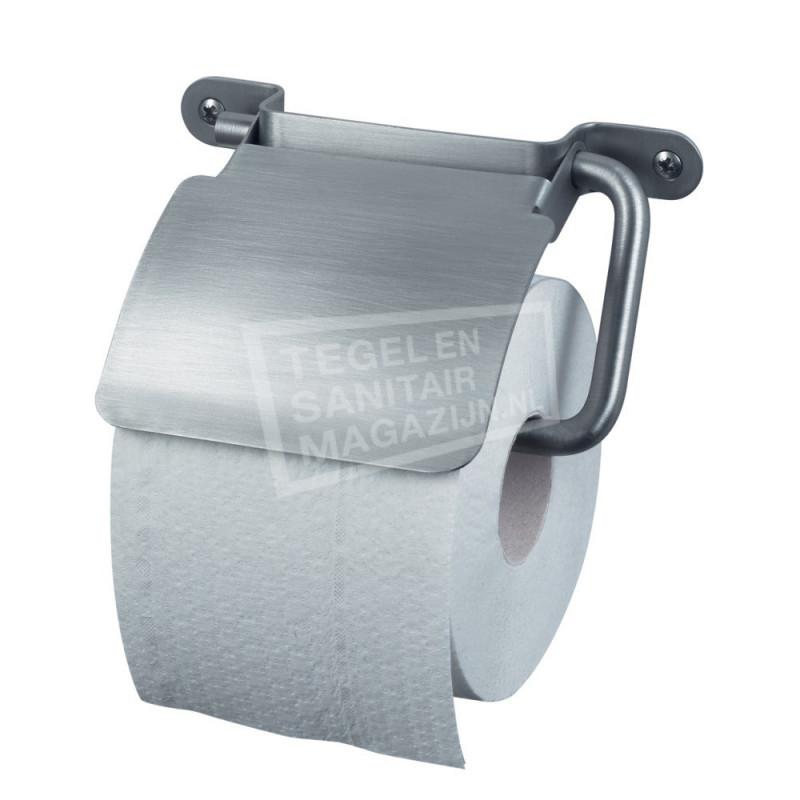 Haceka IXI toiletrolhouder met klep