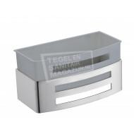 Sanilux Alveare Design Shampoo Korf Recht Model met Inzet Kunsstof