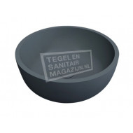 Best Design Solid Waskom 42x15 cm Lava Solid Surface