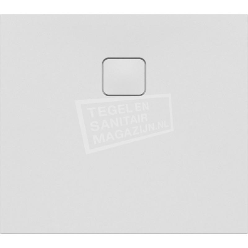 RIHO Basel 430 douchebak 100x100x4,5cm wit