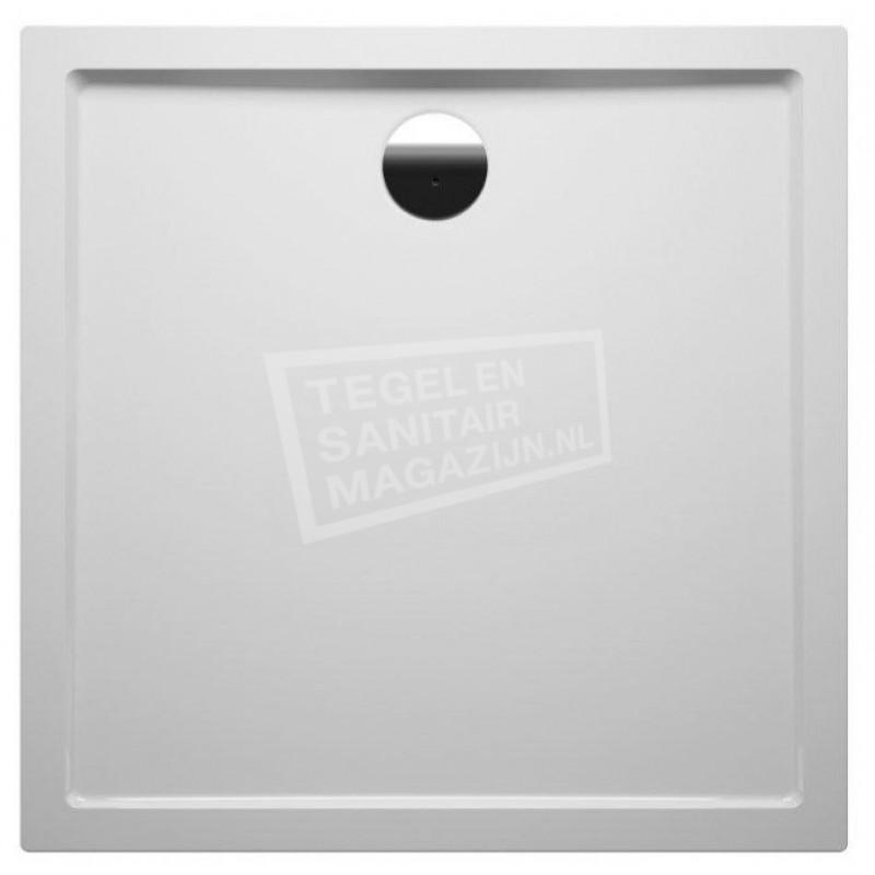 RIHO Sion 501 douchebak 90x80x4,5cm wit