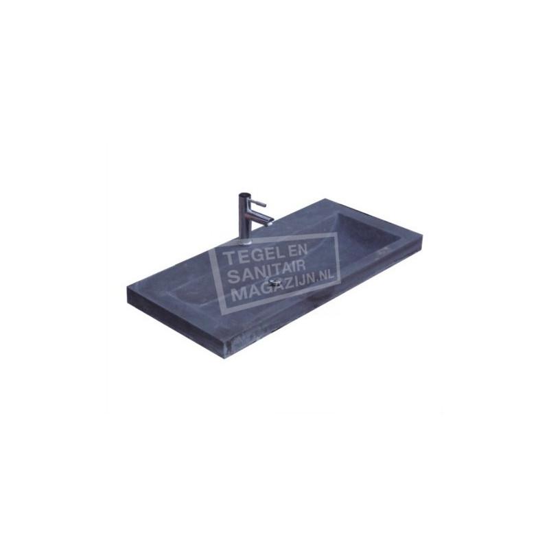 Sanilux Natuurstenen Wastafel Compact 80 cm