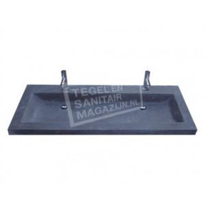 Sanilux Natuurstenen Wastafel 120 cm
