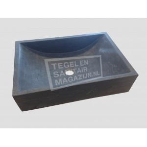 Sanilux Natuurstenen Wastafel Box