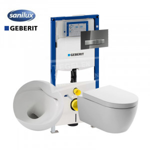 Geberit Sanilux EasyFlush...