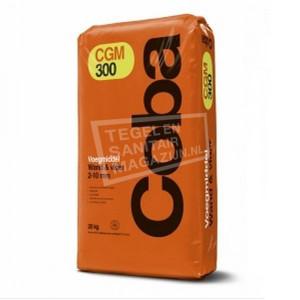Coba CGM 300 voegmiddel Wand & vloer 25 kg