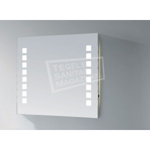 Clean Spiegel Block 100 cm