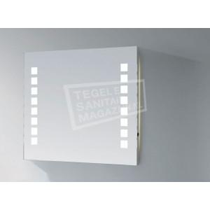 Clean Spiegel Block 135 cm