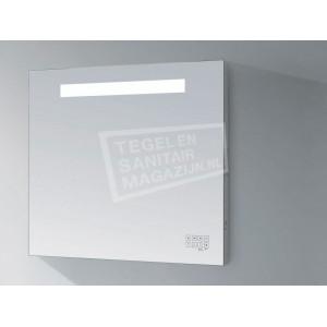 Clean Spiegel Bluetooth & USB 80 cm