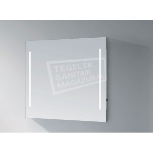 Clean Spiegel Duoline 100 cm