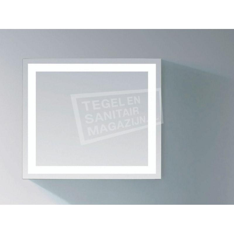 beuhmer clean spiegel frame 100 cm tsm. Black Bedroom Furniture Sets. Home Design Ideas