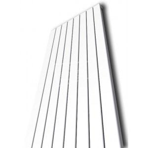 Vasco Decoline-DVN1 verticale radiator (490x1800) 860 Watt Verkeerswit