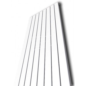 Vasco Decoline-DVN1L1 verticale radiator (610x1800) 1431 Watt Verkeerswit