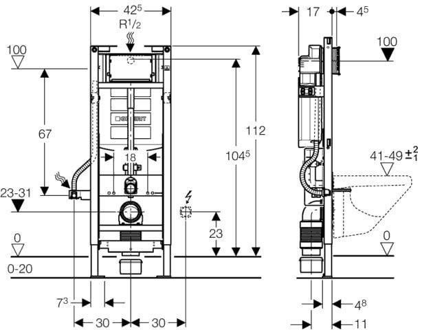 https://www.tegelensanitairmagazijn.nl/5356/inbouwreservoir-geberit-duofix-up320-425x112x15-hoogte-variabel-7450083.jpg