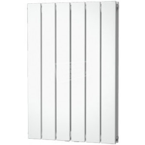 Plieger Cavallino Dubbel verticale radiator (450x663) 611 Watt Wit