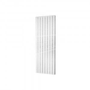 Plieger Cavallino Retto Enkel verticale radiator (450x1800) 910 Watt Wit