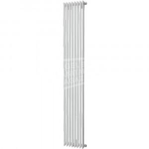 Plieger Antika verticale radiator (300x1800) 875 Watt Wit