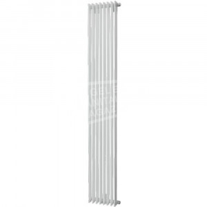 Plieger Antika verticale radiator (400x1800) 1215 Watt Wit