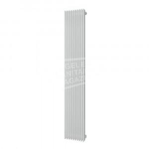 Plieger Antika Retto verticale radiator (295x1800) 1111 Watt Wit